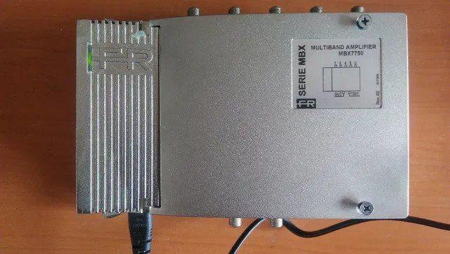Amplificator multiband Farcarro