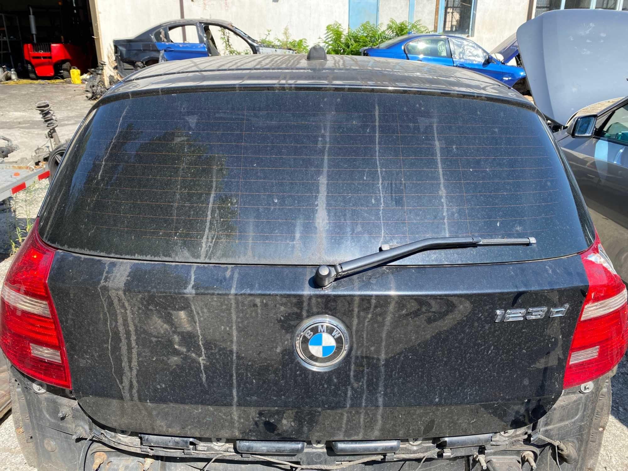 Заден капак - /БМВ/BMW/- е81 123d N47D 204кс.