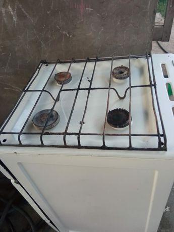 Газовая плита. с духовкой