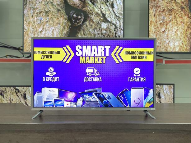 Телевизор Kivi Smart TV Android 32'(82см) Рассрочка Гарантия 12 мес