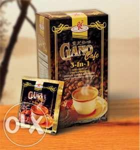 * GANO CAFE 3 in 1 * Prima CAFEA SANATOASA Din Lume *
