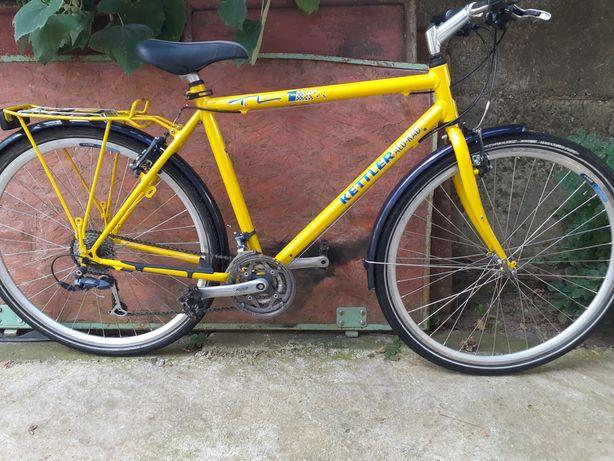 Bicicleta KETTLER echipat shimano deore LX