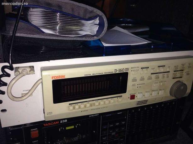 Multitrack recorder fostex d 16