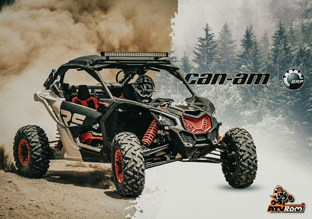 SxS-uri Can-Am 2020-2021