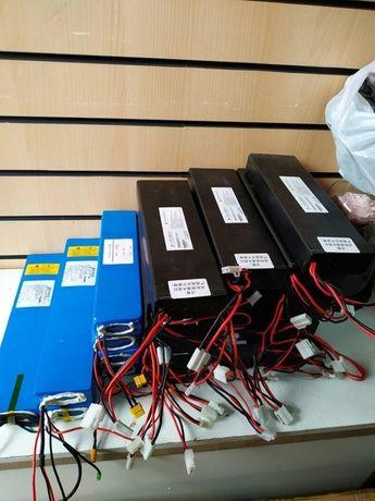 Продажа и ремонт аккумуляторной батареи для ремонта электросамоката