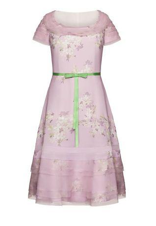 Платье коктейльное 54р из коллекции Юдашкина