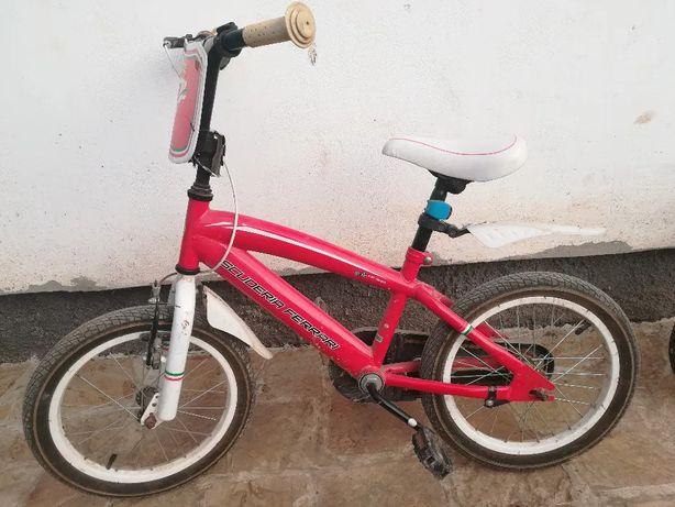 Bicicleta Ferrari Team 16