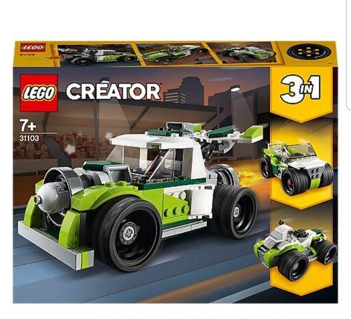 Лего,lego creator 3in1