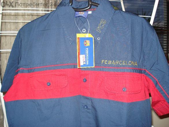 Fc Barcelona - оригинална спортна риза