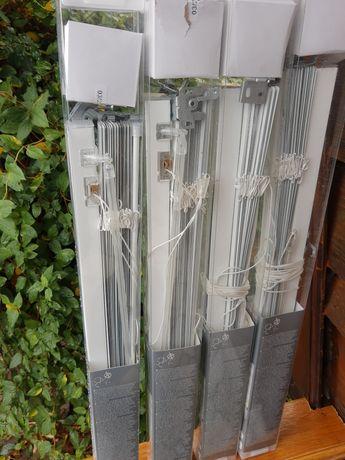 Jaluzele aluminiu interior 60/180,4buc