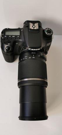 Canon EOS 70D, tamron 18-200 mm
