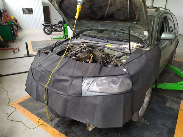 Ремонт КПП, двигателей, ходовой части.