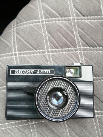 Продам советский фотоаппарат Вилия - Авто