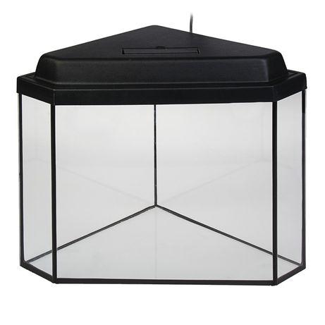Аквариум треугольный 25 литров