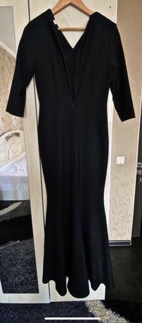 Продам платье вечернее фасон «рыбка»