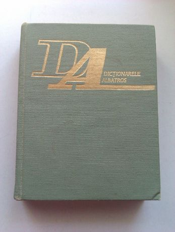 Dictionarul sanatatii, Editura Albatros