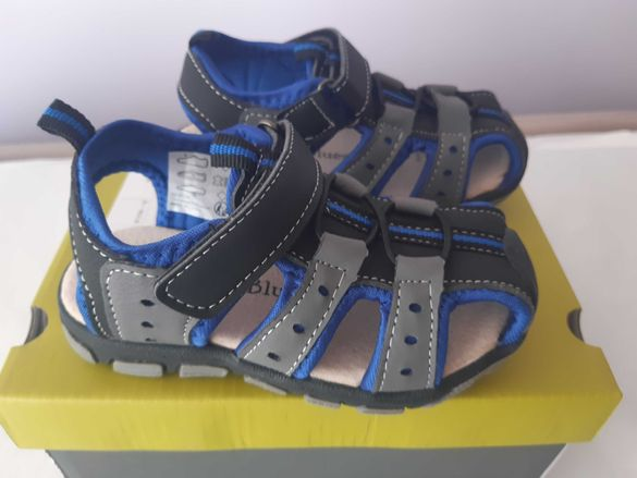 НОВИ естествена кожа №25 сандали