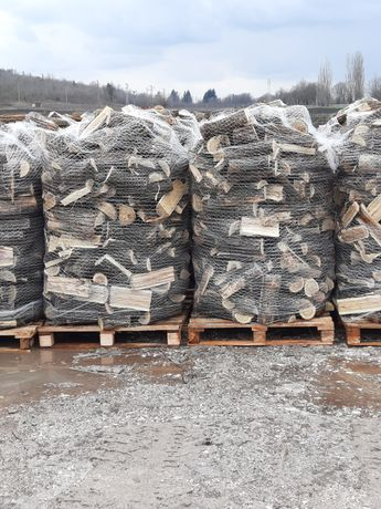 Vand lemne de foc salcam  uscat