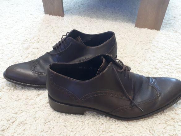 Мъжки елегантни обувки RENE LEZARD