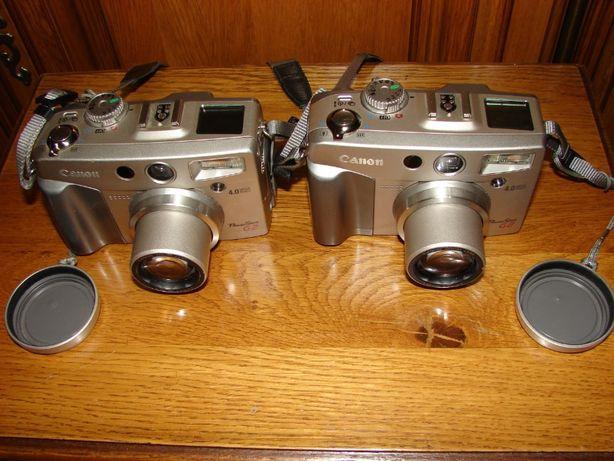 Aparate foto Canon Powershot G2