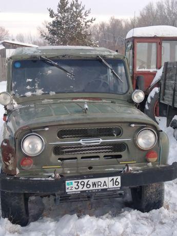 Продам УАЗ - 469.