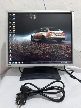 Доставка есть! ЖК Монитор BENQ 17° дюймовый с шнурами Экран Манитор