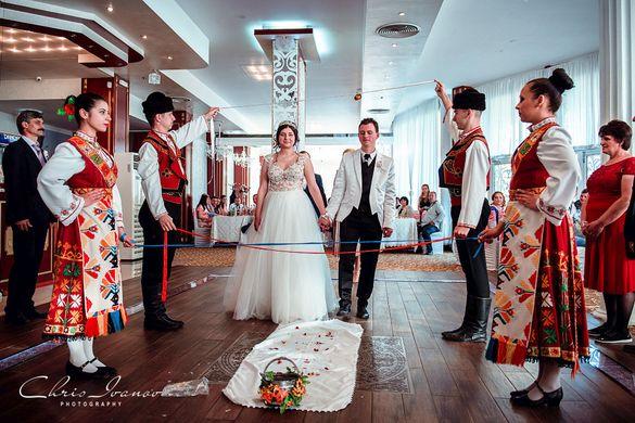 Сватбена и портретна фотограф