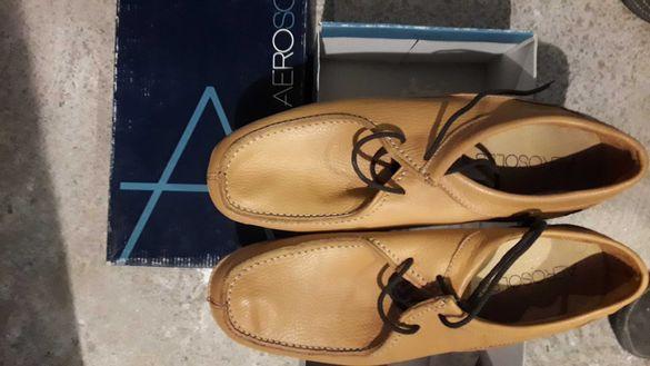Обувки  мокасини