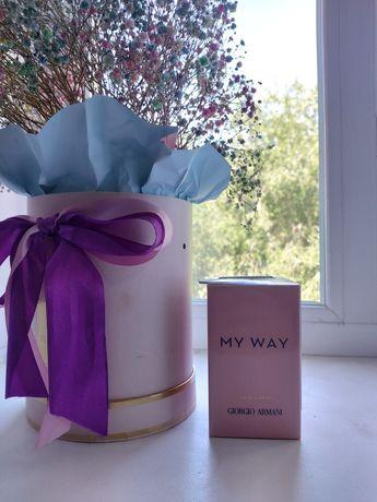 Продам My Way GIORGIO ARMANI туалетную воду духи парфюм