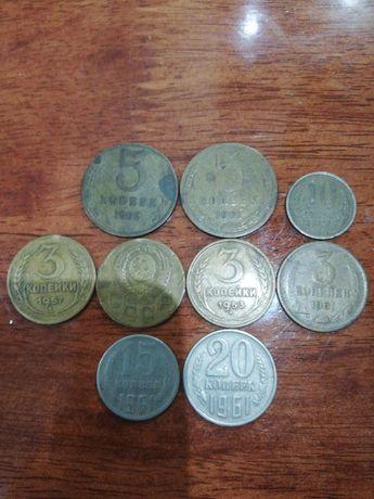Продам монетыСССР
