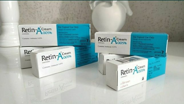 Retin-A Crema anti acenee