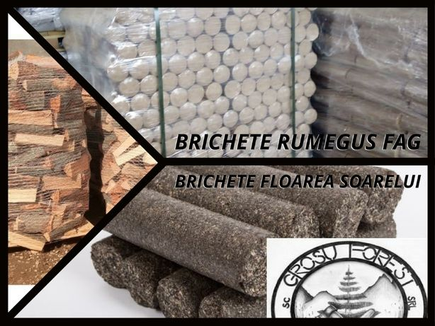 Grosu Forest vinde lemne de foc si altele