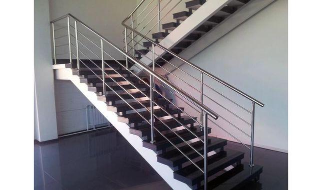 Перила, поручни, лестницы, инвалидные пандус из нержавейки