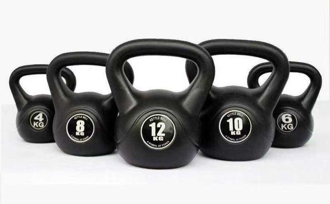 Гиря 8,12,16 и 20 кг Best Sport спорт товары в Нур-Султан