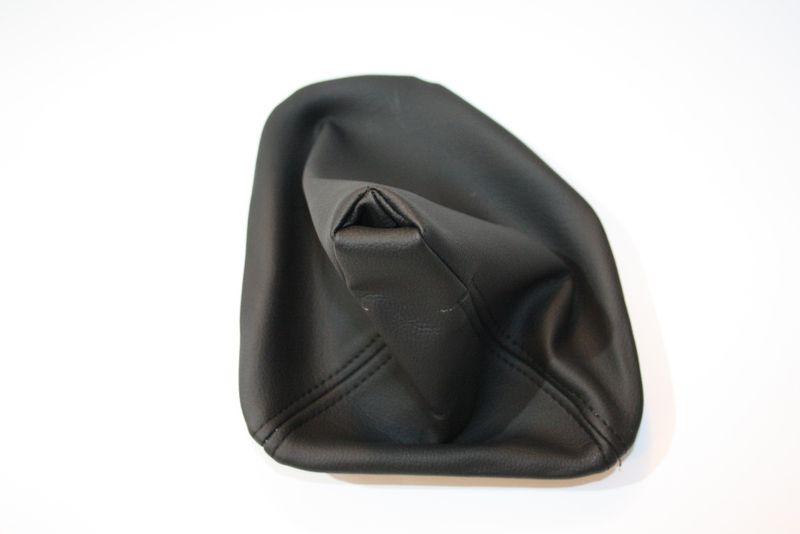 Кожен маншон за скоростен лост BMW E39 5-та серия + рамка (черен) гр. Стара Загора - image 1