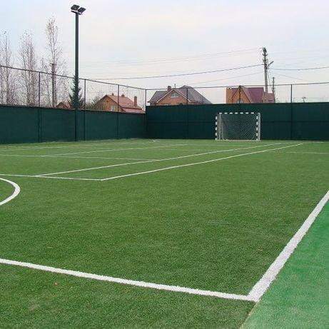Газон искусственный спортивный газон ландшафтный газон  трава ковролин