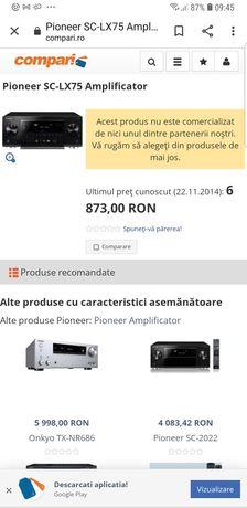 AV Receiver Pioneer  SC LX75