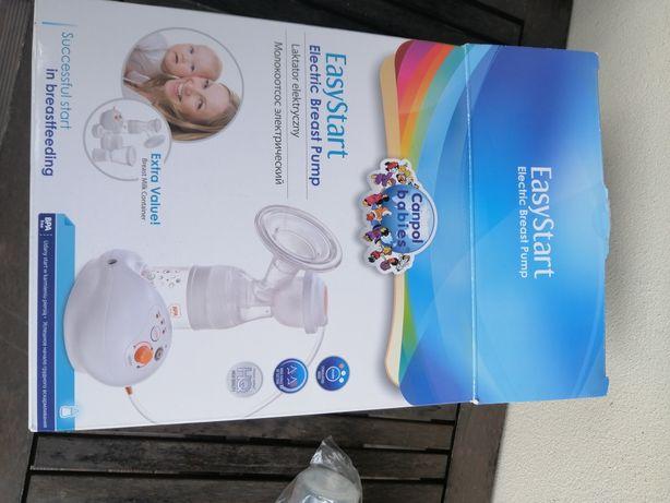Pompă electrica de sâni (termos, suport biberoane,piscină bebeluși)
