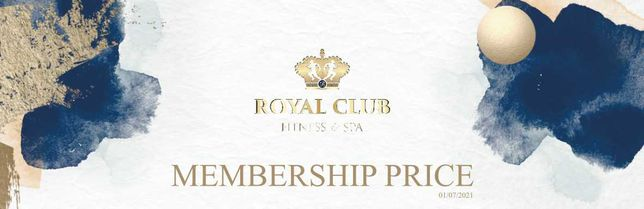 Годовой абонемент в Royal Club Бухар Жырау бывший Фиделити