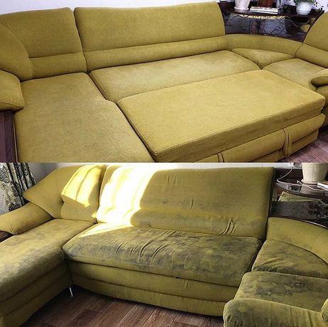 Химчистка диванов. Химчистка мягкой мебели, 100%  ГАРАНТИЯ