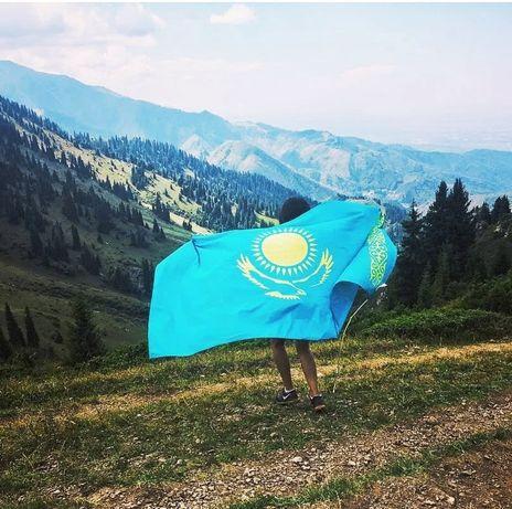 Продам новый флаг Казахстана