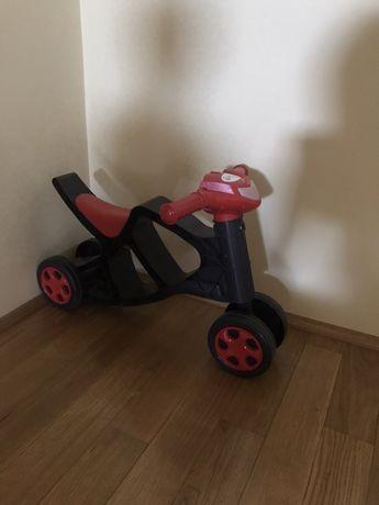 Tricicleta plastic