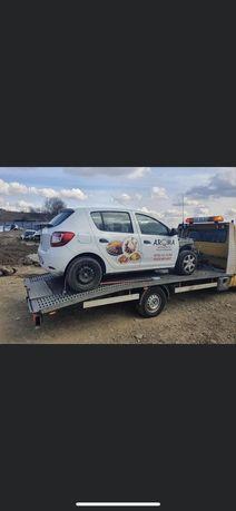 Dezmembrez Dacia Sandero 2016 , motor 1.2 benzina