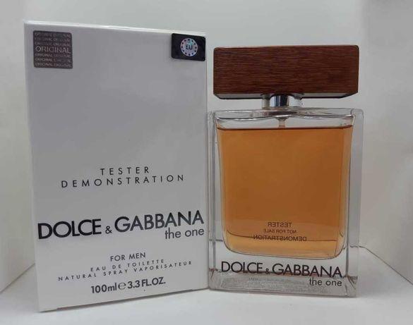 солидный Аромат Dolce&Gabbana The One For Men 100ml по доступной цене