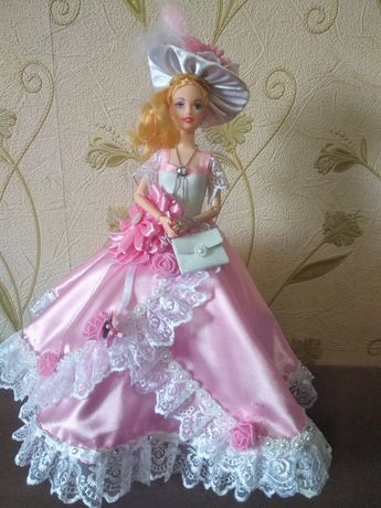 Кукла шкатулка на заказ