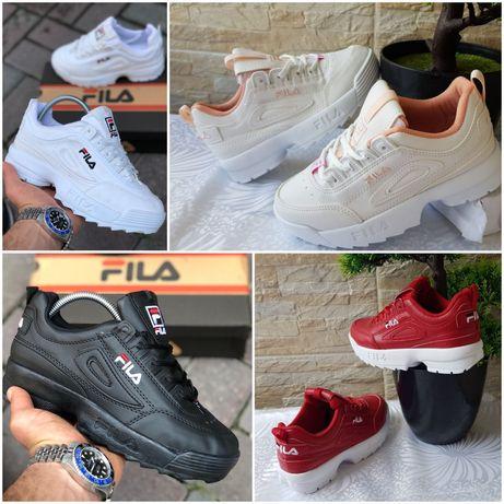Adidasi Sneakers Fila Disruptor Copii Universali Marimi de la 27 la 40