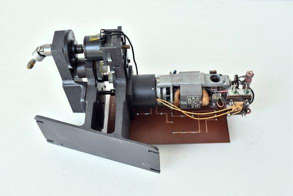 Ел. двигатели с редуктори , стъпкови, ремъчни шайби