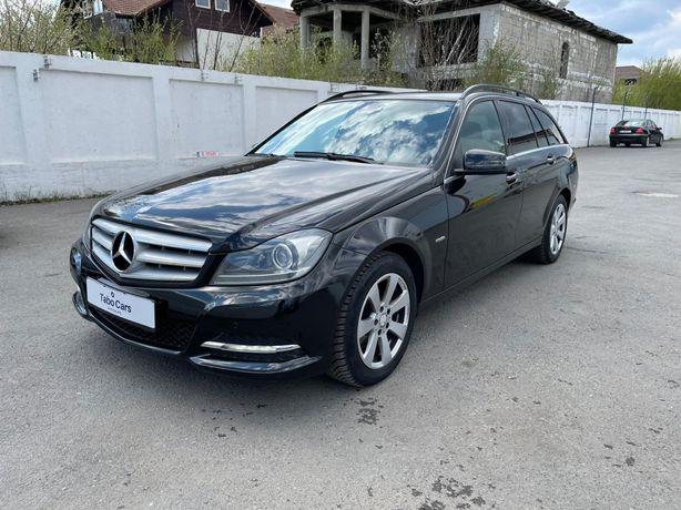 Mercedes c 200, an 2012, diesel, automata, km 175000, RAR EFECTUAT