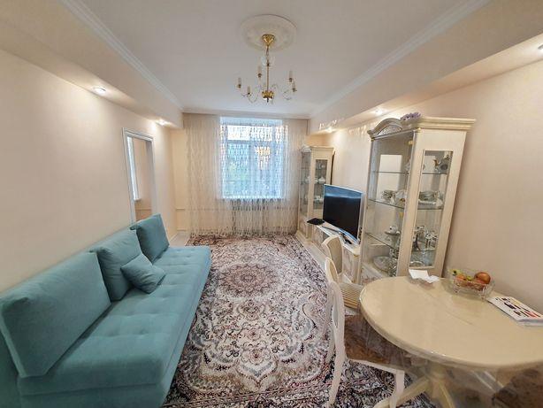 Продается трехкомнатная квартира с ремонтом на пр. Назарбаева 30