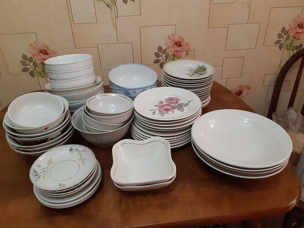 Посуда кухонная , новая и б/у цена от 3500 до 500 есть разнобой